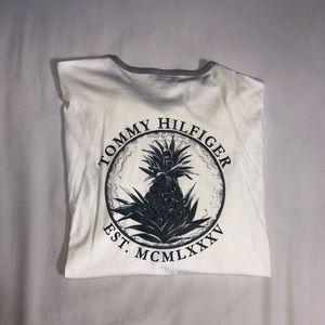 Vintage Tommy Hilfiger Tropical Shirt